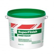 sheetrock-superfinish